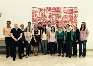 Lisbon NoHoW meeting team pic